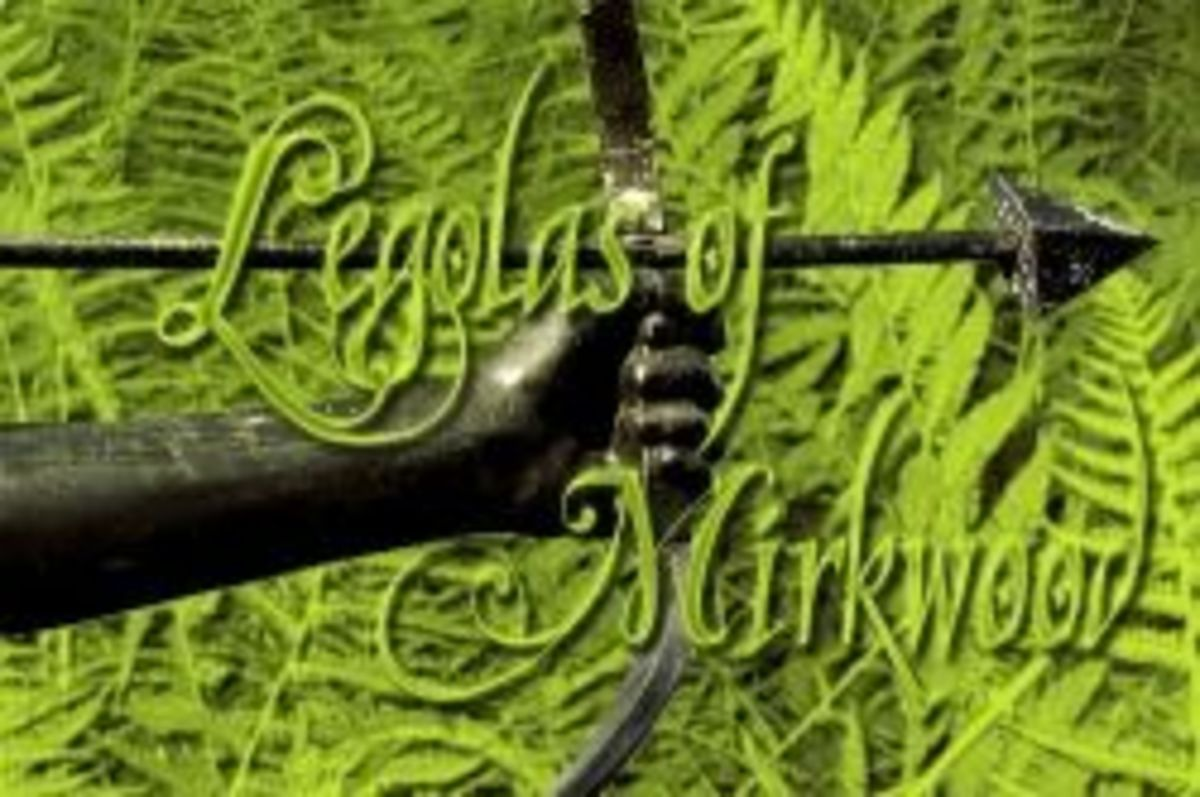 Legolas of Mirkwood: Prince Among Equals