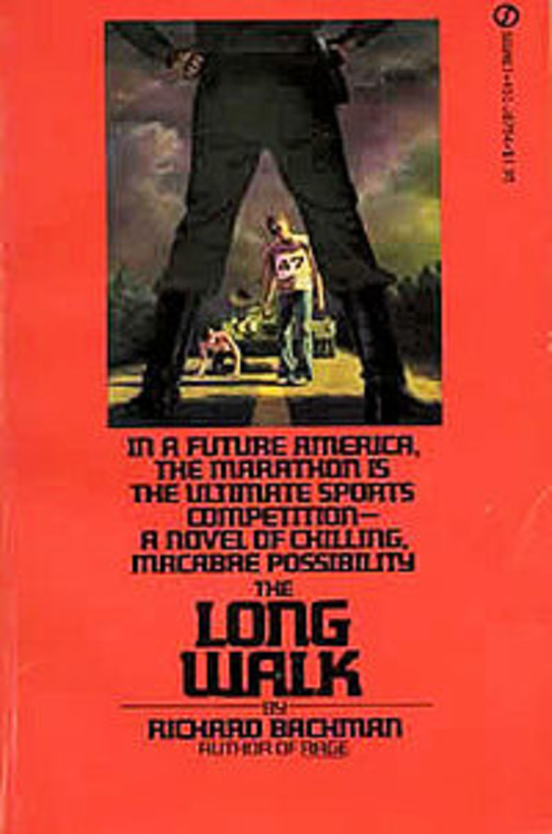 The Long Walk (under name Richard Bachman)