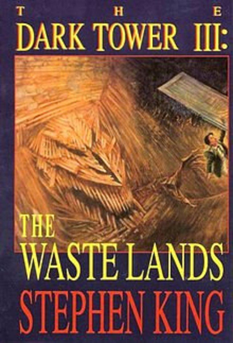 The Dark Tower 3: The Wastelands