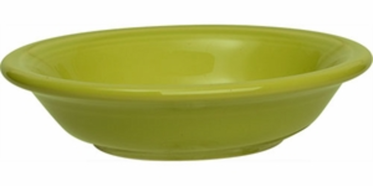 Fiestaware 6 1/4 oz. fruit bowl