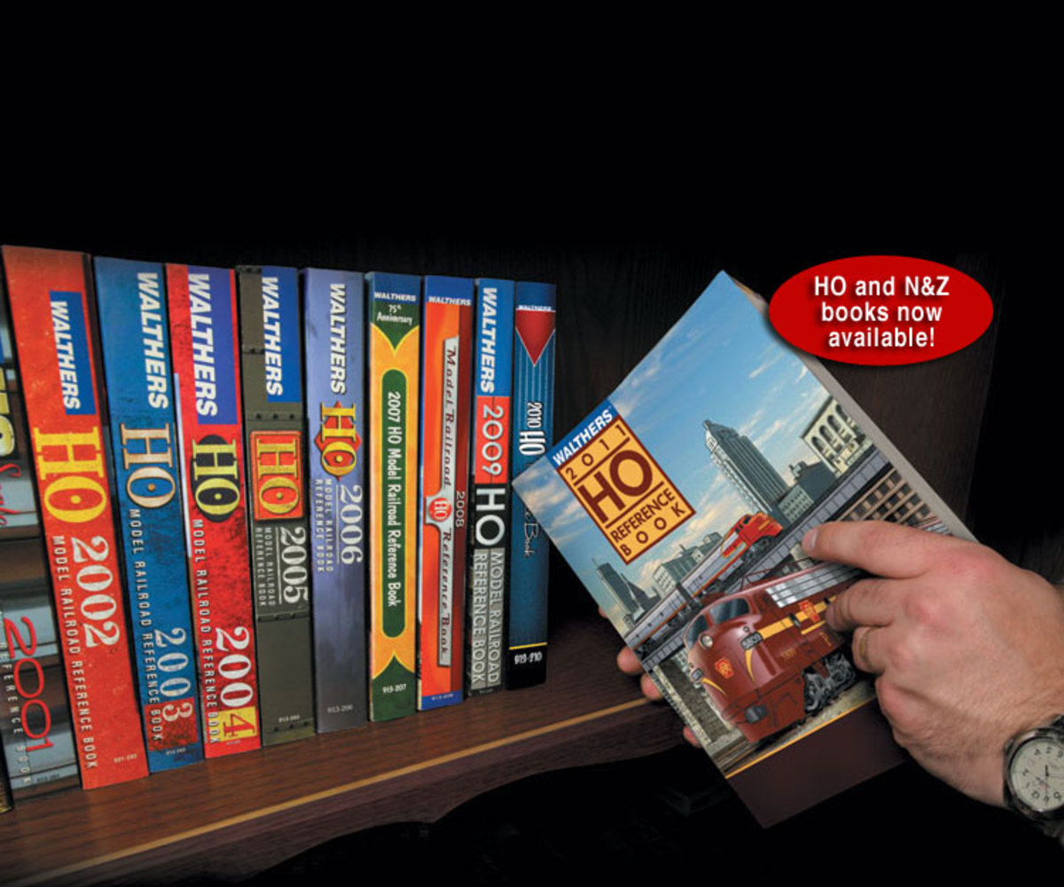 Walthers catalogs have become Bibles for model railroading.
