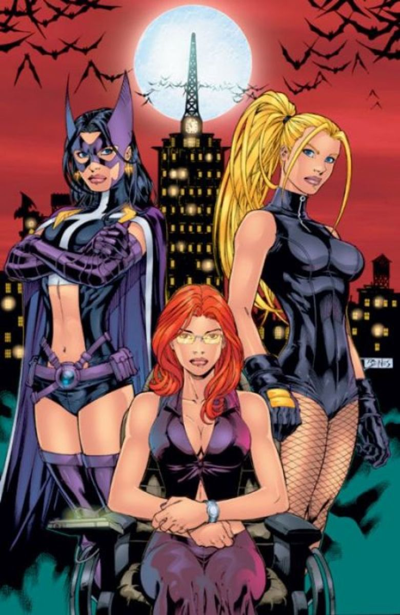 Birds of Prey by Ed Benes