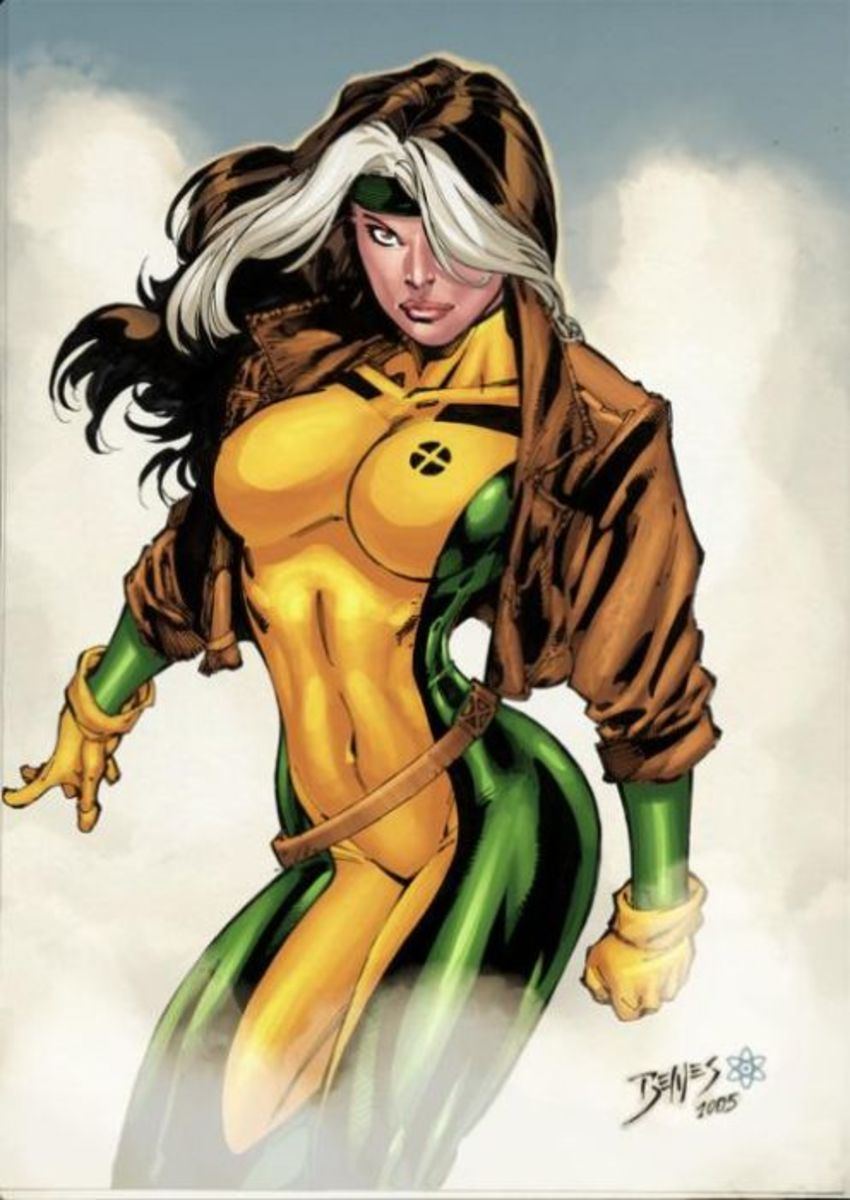 Rogue by Ed Benes