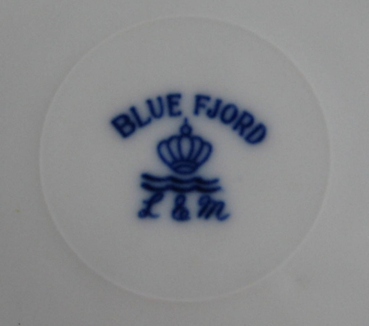 An example of a backstamp.