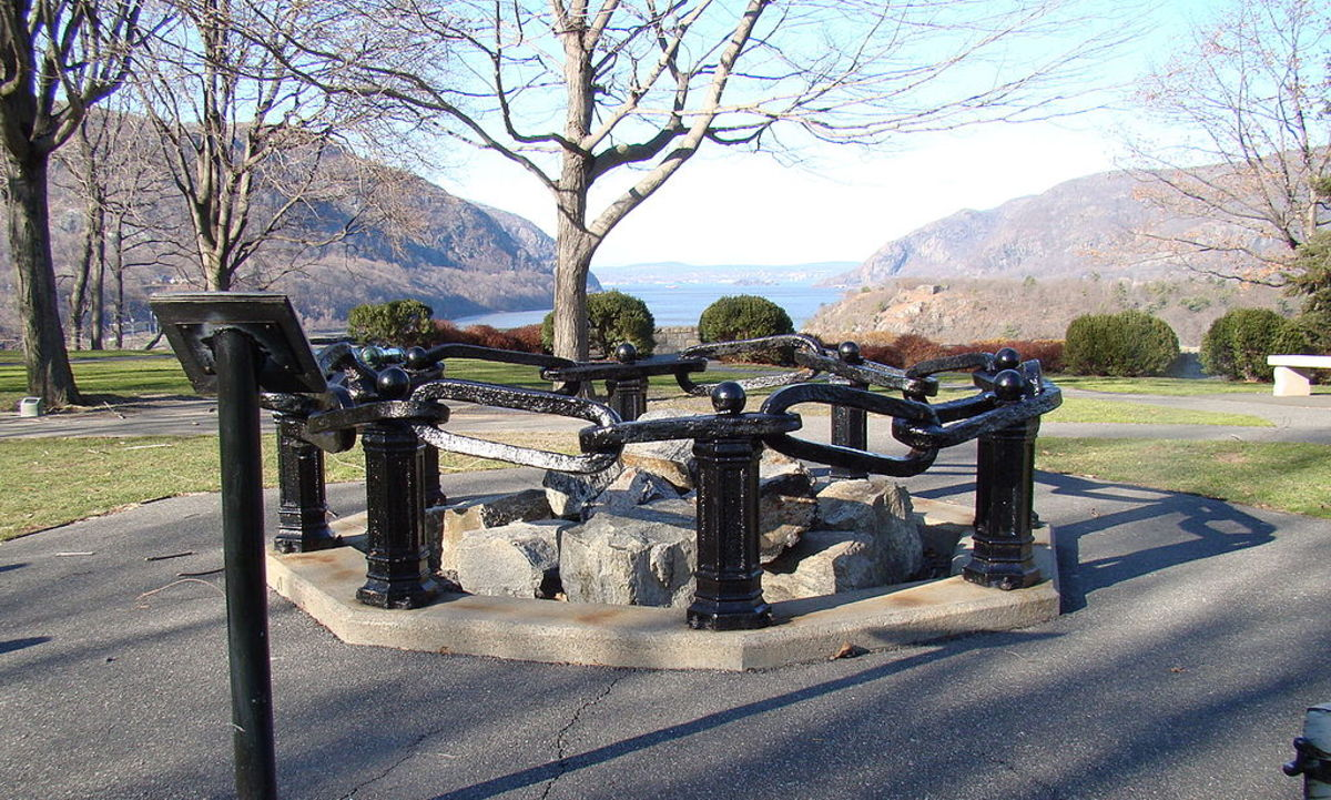 The Great Chain at West Point