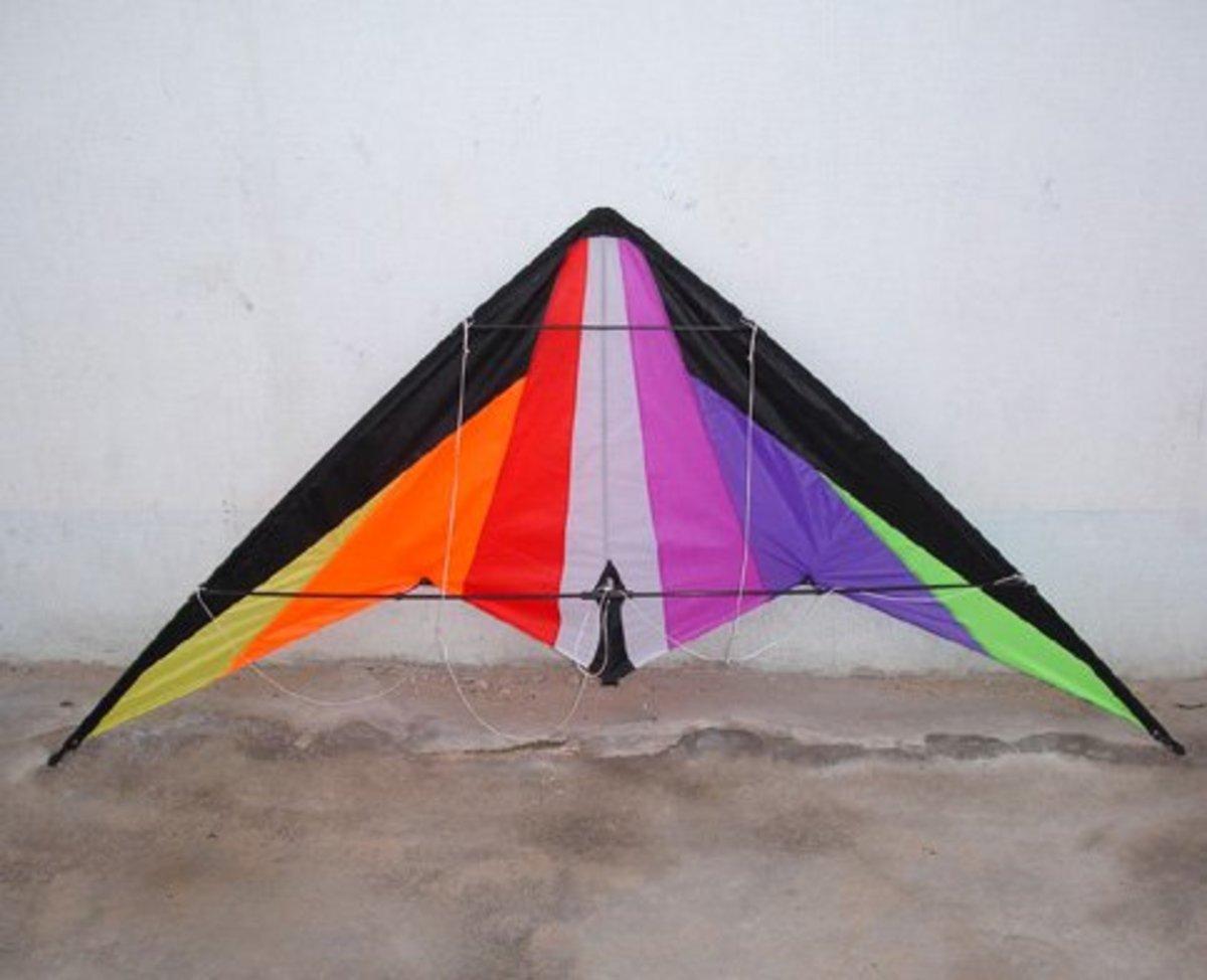 Delta Stunt Kite