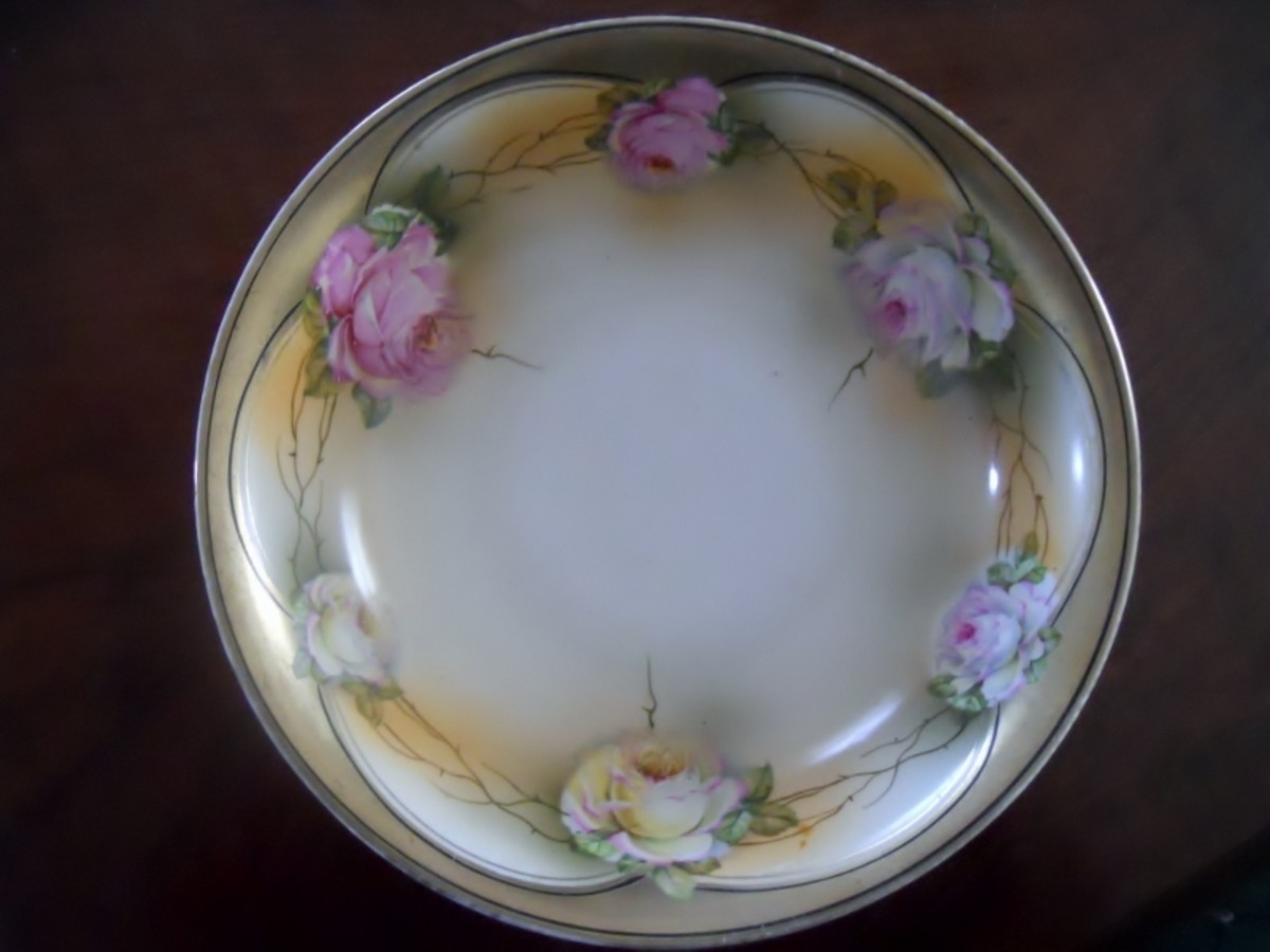 Leuchtenburg Bowl, Made in Germany