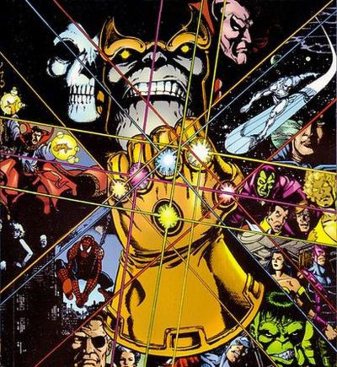 Thanos Returns - The Infinity Gauntlet