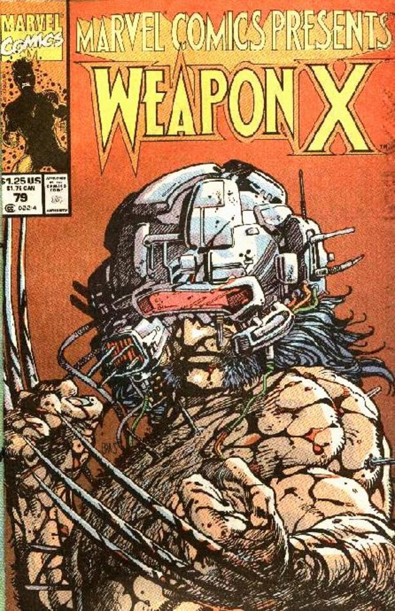 The Origins of Wolverine's Adamantium Skeleton Revealed!