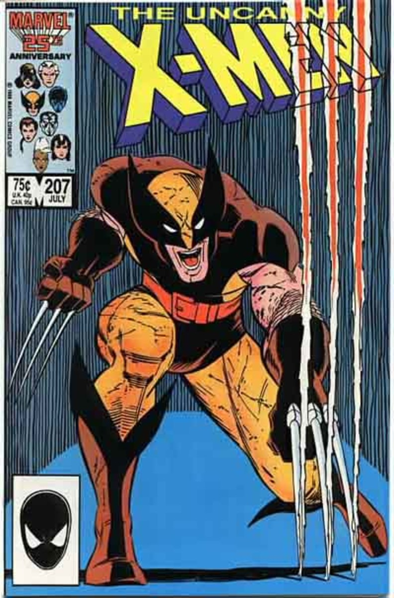 Wolverine's Adamantium Claws Can Slice Through Anything, Even Comic Books!