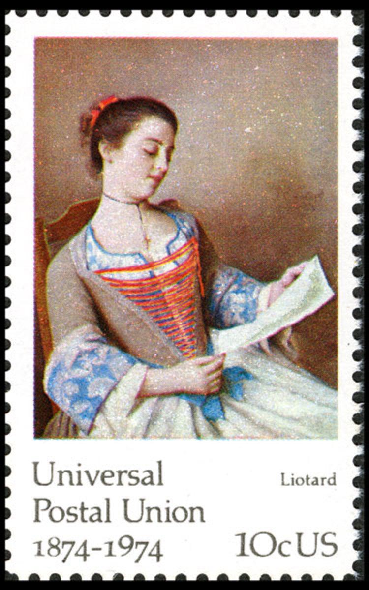 """Jean-Étienne Liotard, """"La liseuse"""""""