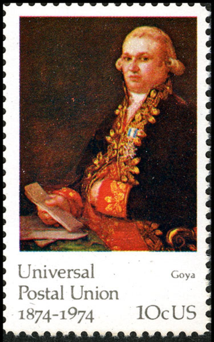 """Francisco Goya, """"Don Antonio Noriega"""""""