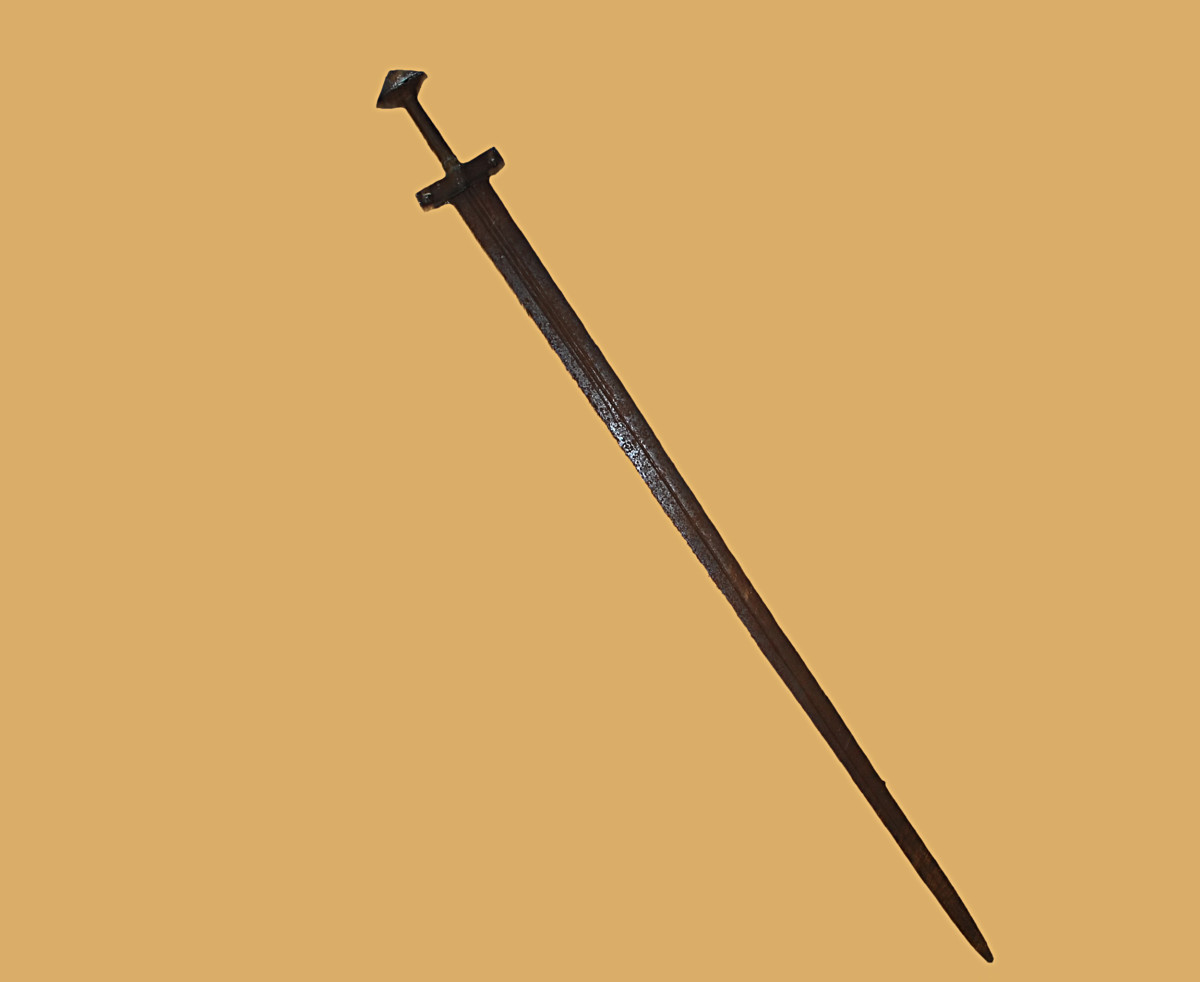 Swords were often the weapons of choice in Beowulf, The Hobbit, and The Lord of the Rings.