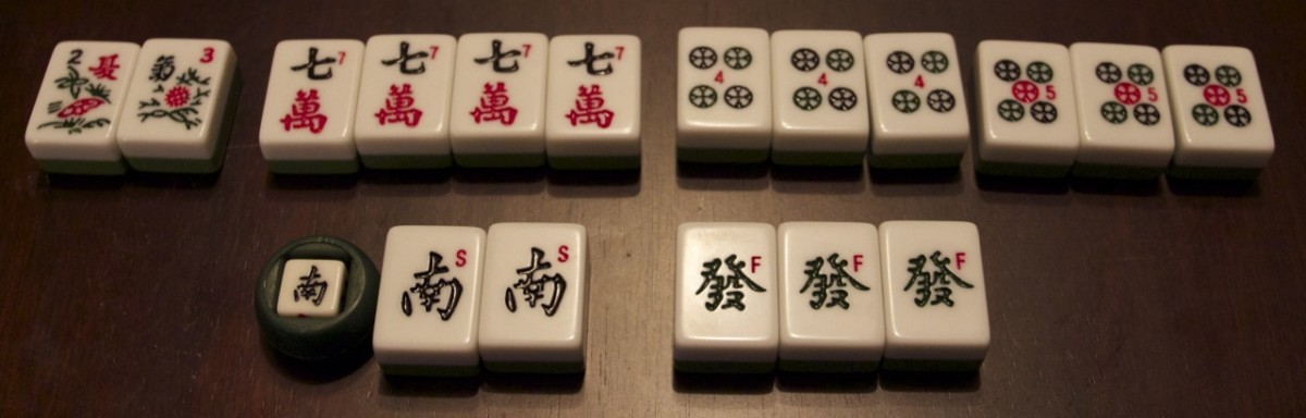 how to choose a hand in mahjong