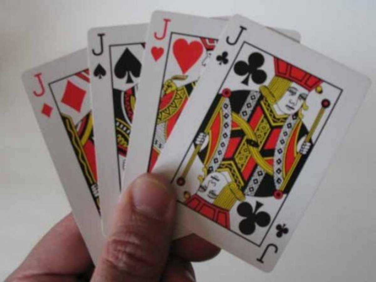 Learn more easy-to-do magic, mind reading and card tricks by the author of this hub!