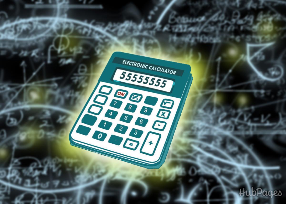 A magical calculator.