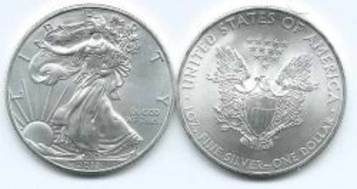 American Silver Eagle Coin Collectors Guide