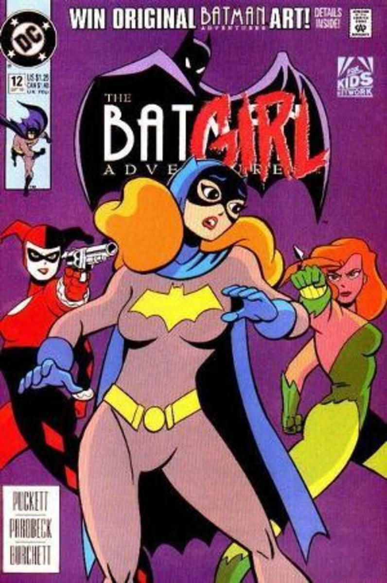 Batman Adventures #12 - First appearance of Harley Quinn