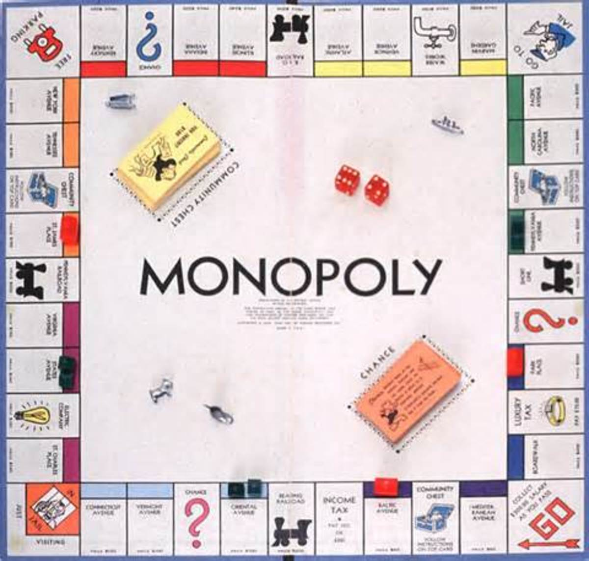 Everyone plays monopoly wrong