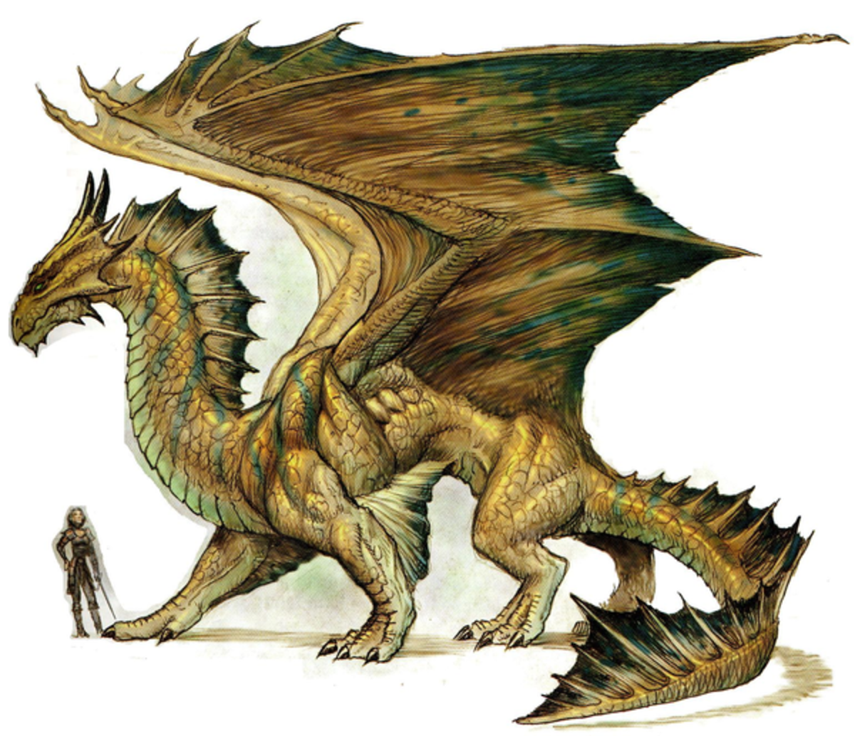 In Dungeons and Dragons, adventurers are led on a quest by the Dungeon Master where they will solve puzzles, interact with other non-player characters, and defeat a variety of monsters.