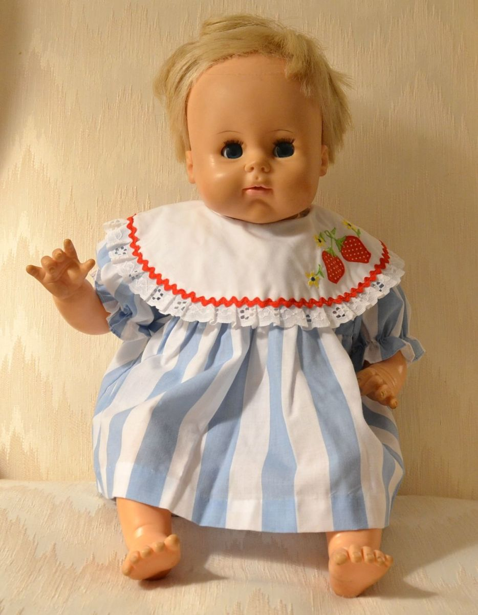 "This is ""Annie,"" another Horsman doll."