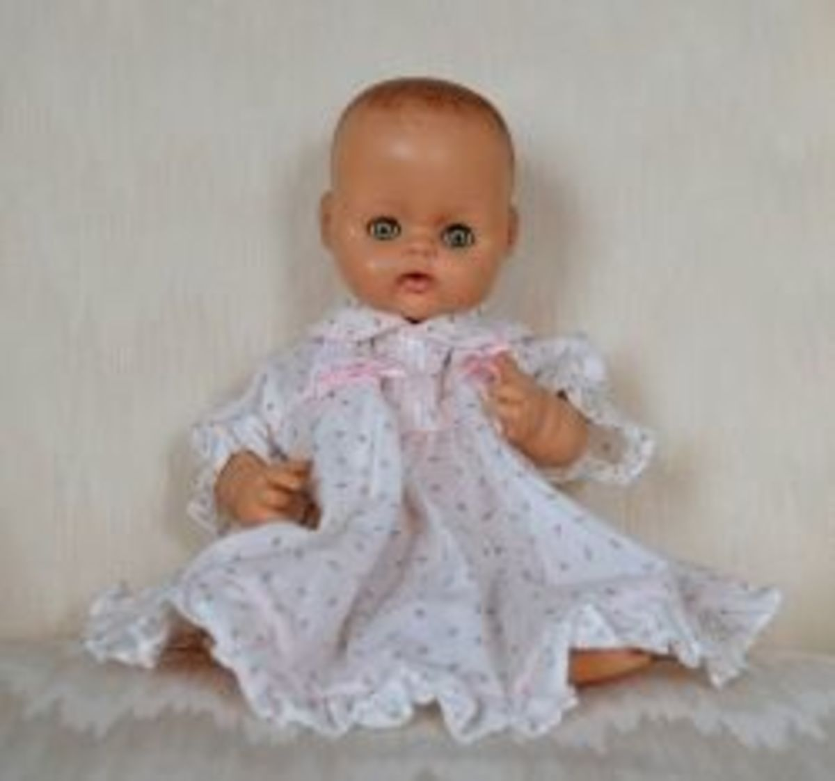 """Nancy"" (Horsman Dolls #BC116)."