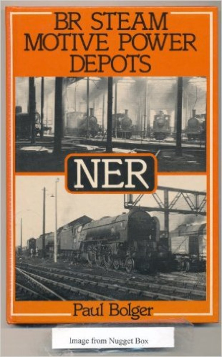 Paul Bolger's updated overview of British Railways North Eastern motive power depots
