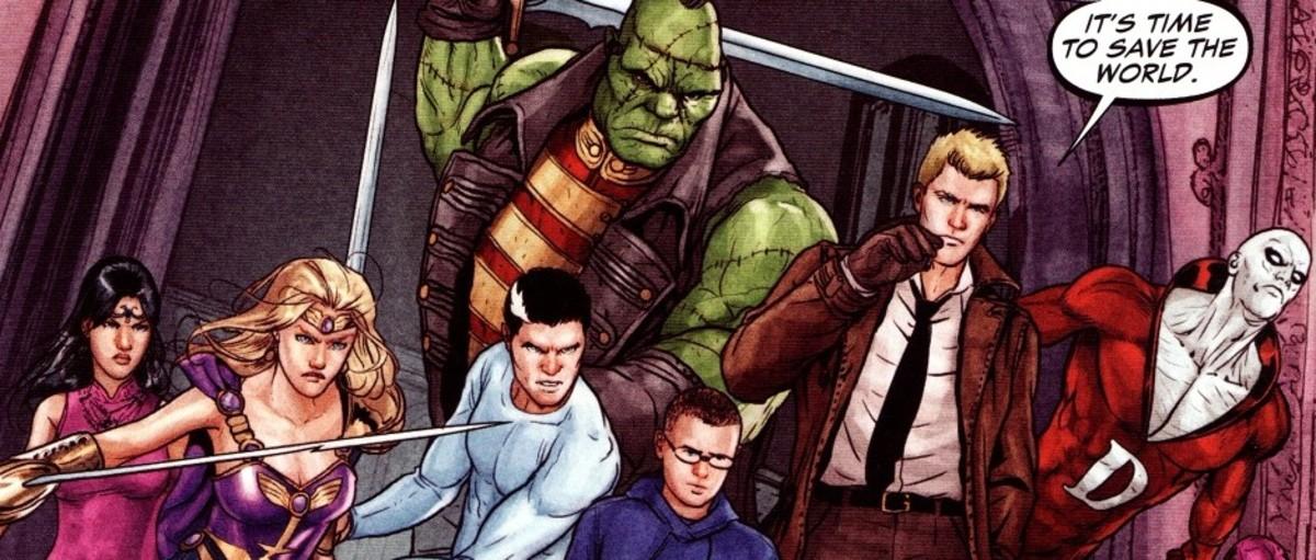(C) DC Comics