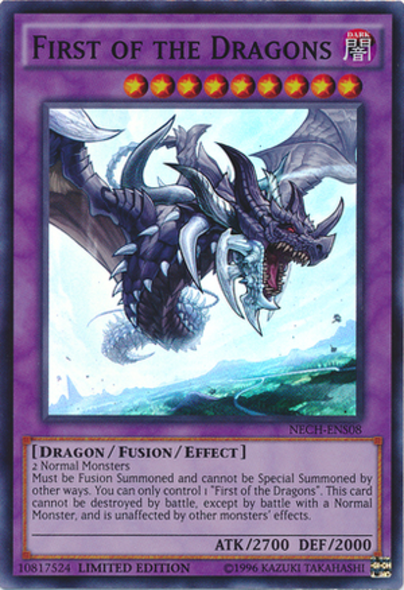 Yu-Gi-Oh: Top 6 Fusion Monsters | HobbyLark Yugioh Fusion Dragon Monsters