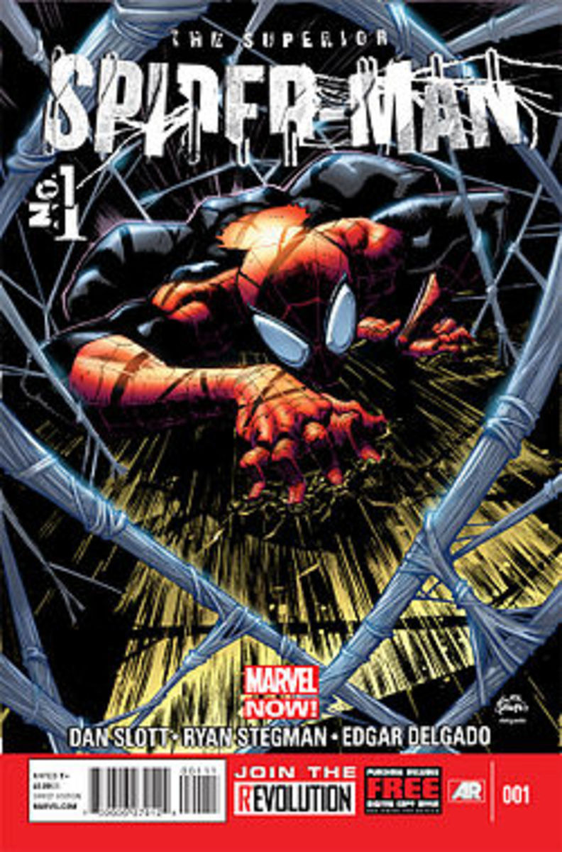 Superior Spider-man #1