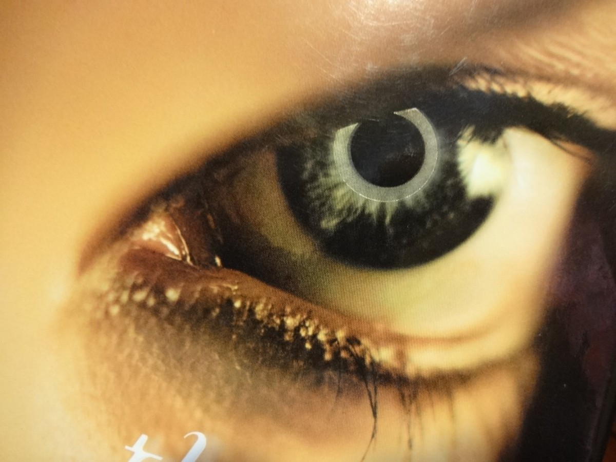 The eyes have it: the telltale signs of invasion.