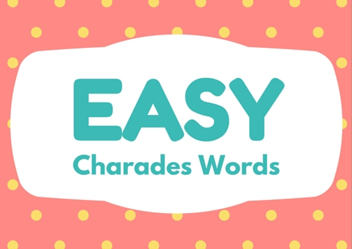 150+ Fun Charades Words and 5 Variations That Spice Up the Game