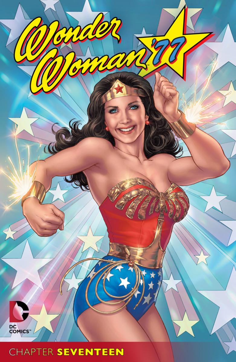 Wonder Woman 77 based on Linda Carter