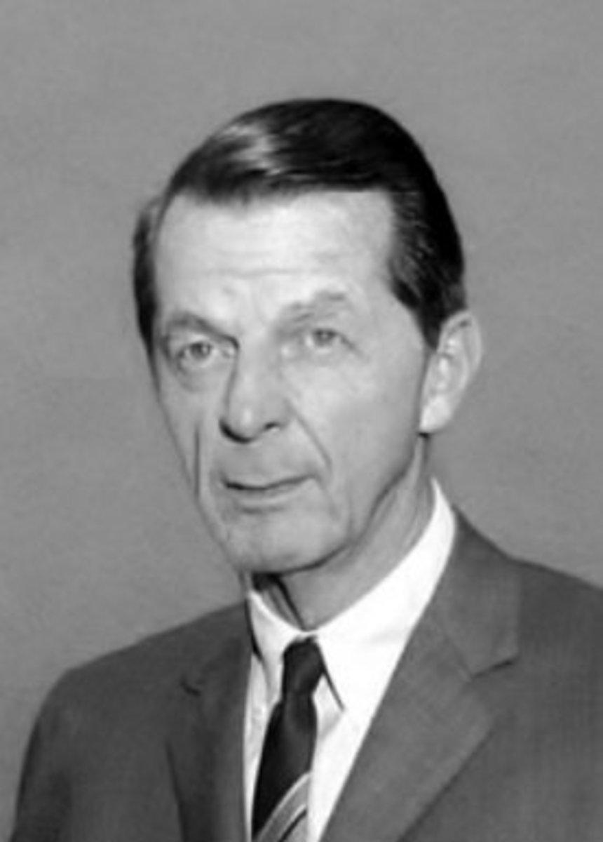 William Dozier - the man responsible for Barbara Gordon and Batgirl