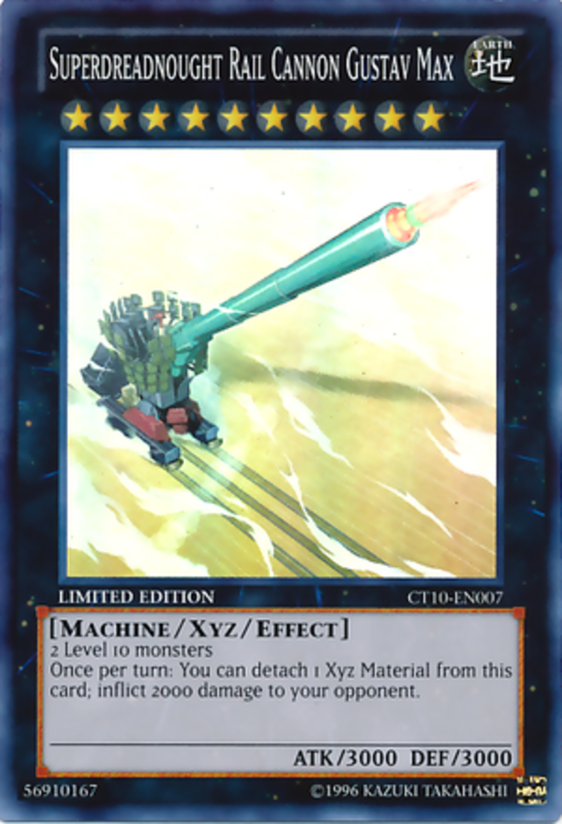 I don't know if there's a Yugioh monster alive that should survive a blast from that thing... with cannonballs.  Now imagine it chucking superheroes at you.