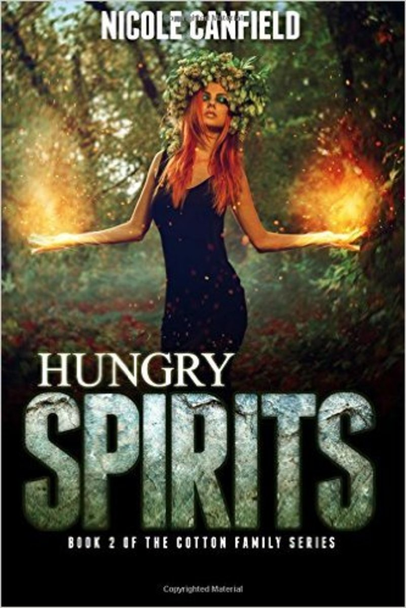 Hungry Spirits, Book 2