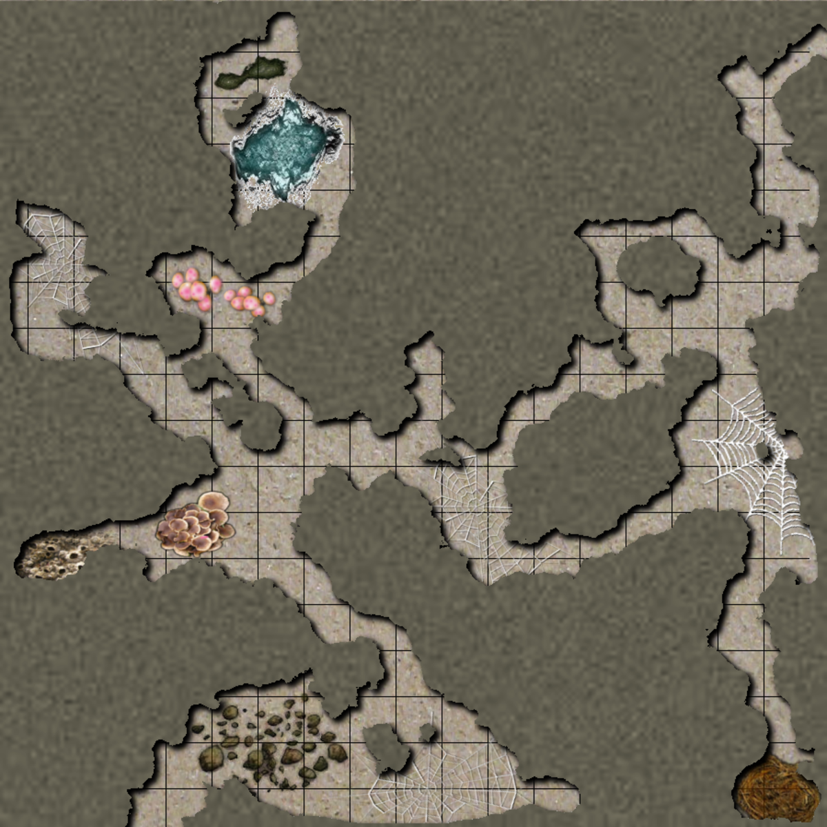 Finished maps with addons