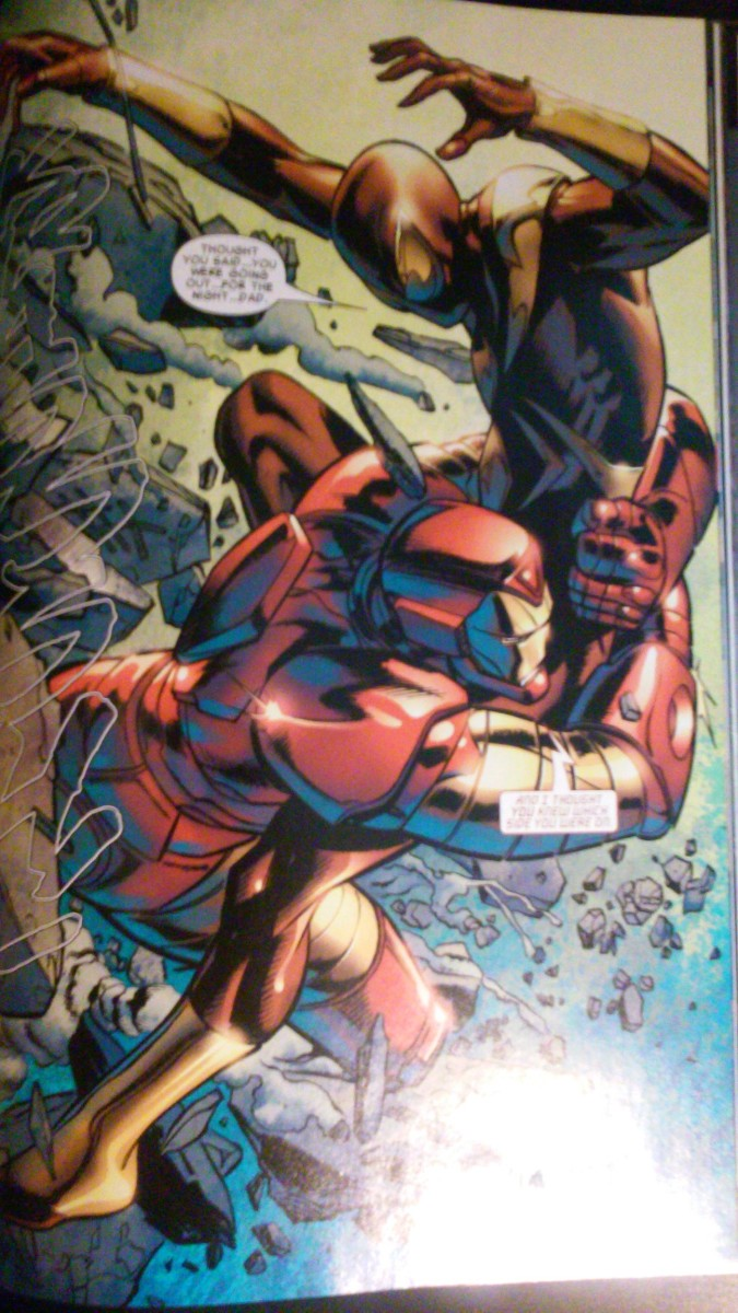 Iron Mano-a-Spider-Mano
