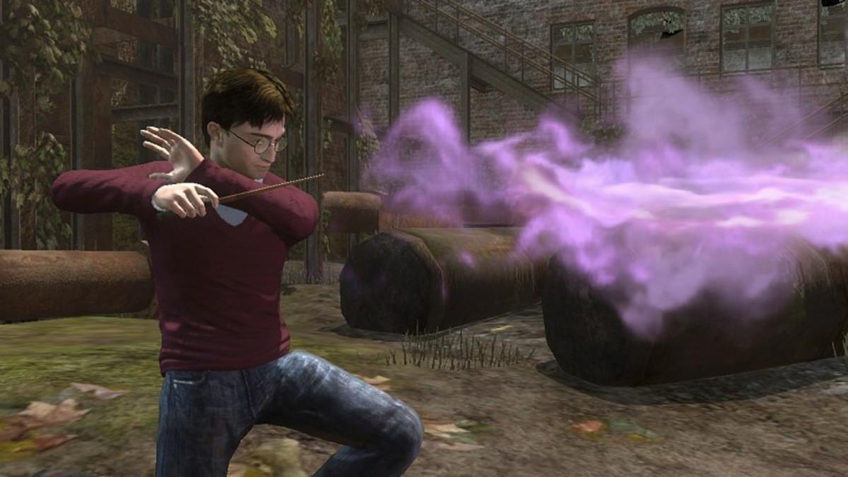 Confringo's video game depiction