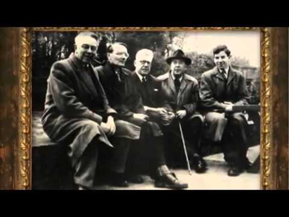 Members of the Inklings