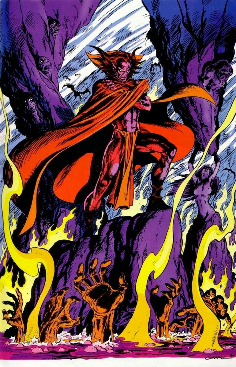 Mephisto's Hell Realm