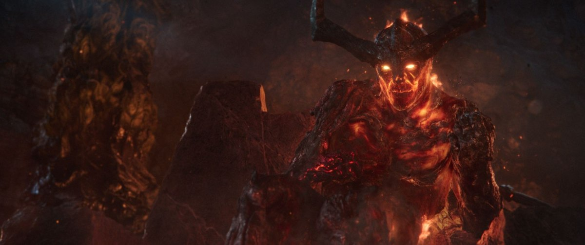 Muspelheim where Surtur Lives