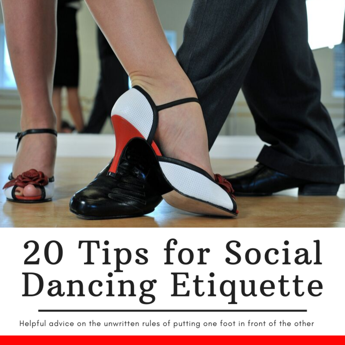 Check out these 20 helpful tips on social dancing etiquette.