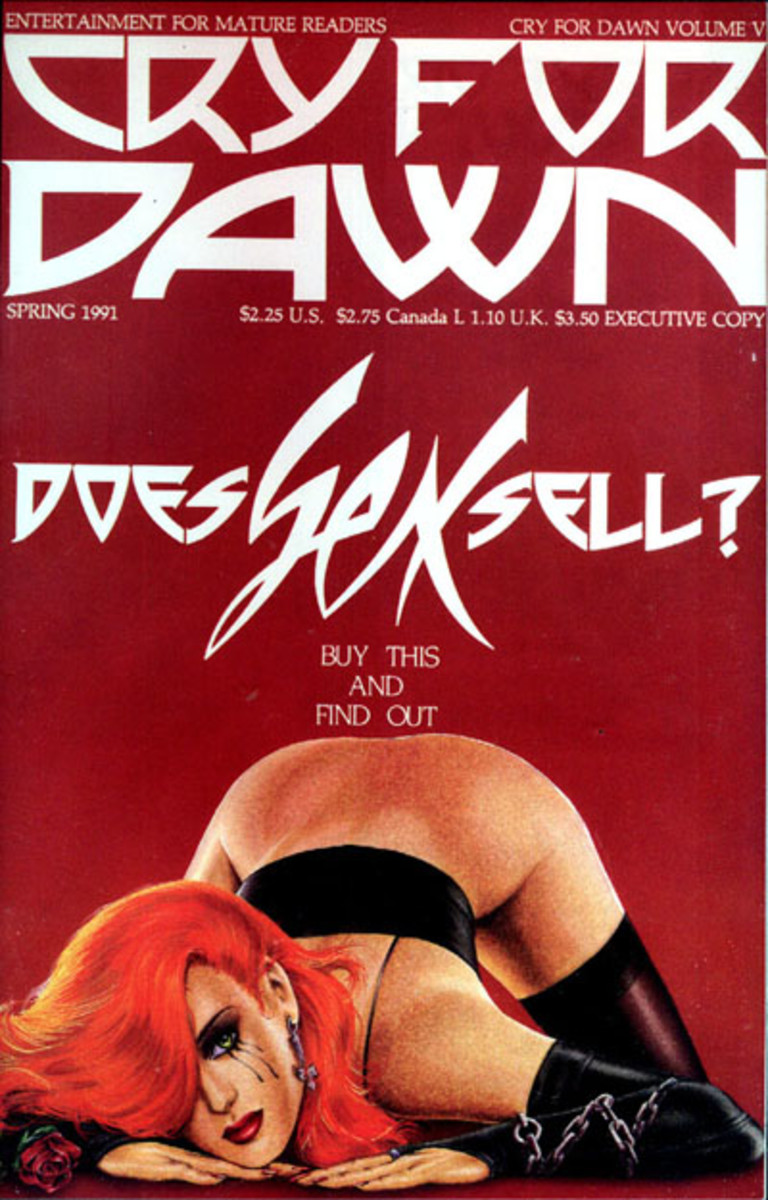 Cry For Dawn #5