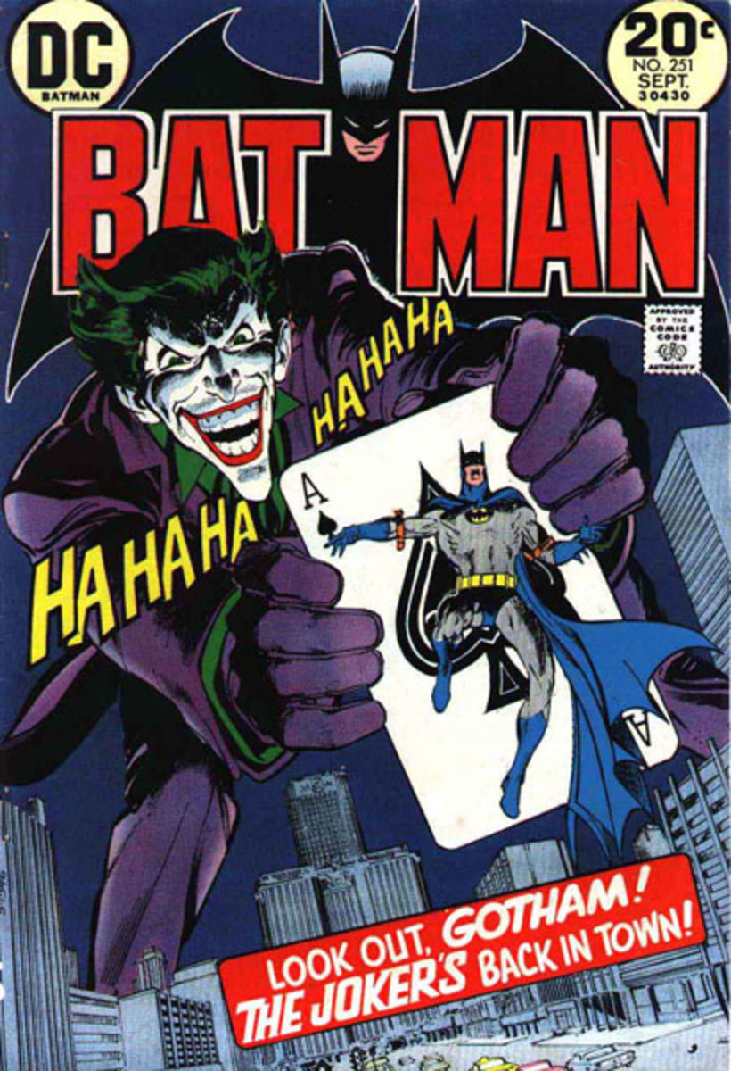 Batman #251 (The Joker)