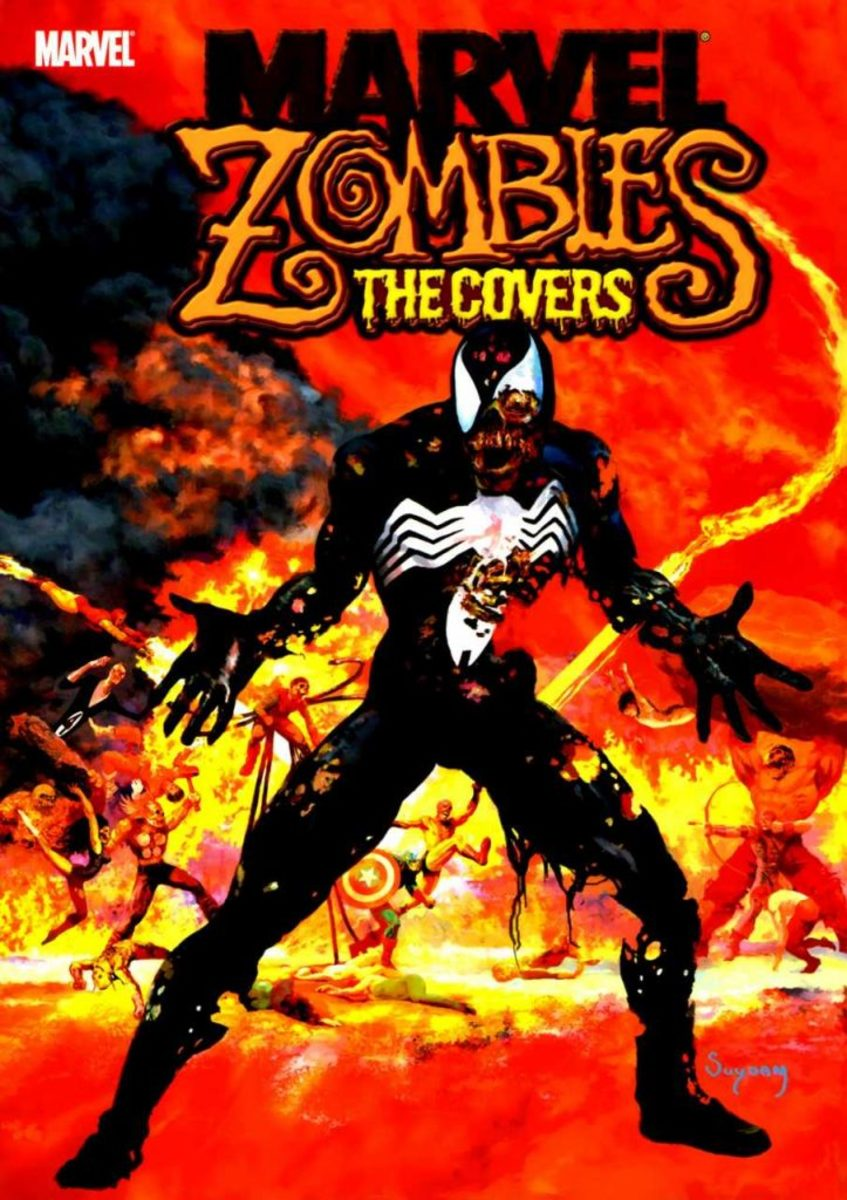 Marvel Zombies - The best and worst thing to happen to The Marvel Universe
