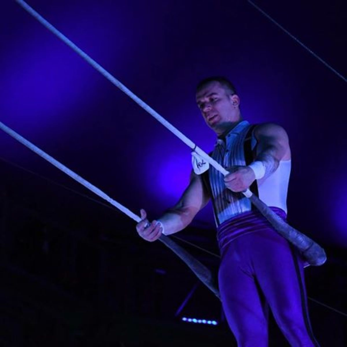 Adriano de Quadra; Big Apple Circus