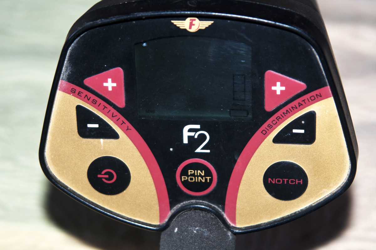 Controls of Fisher F2, beginner friendly.