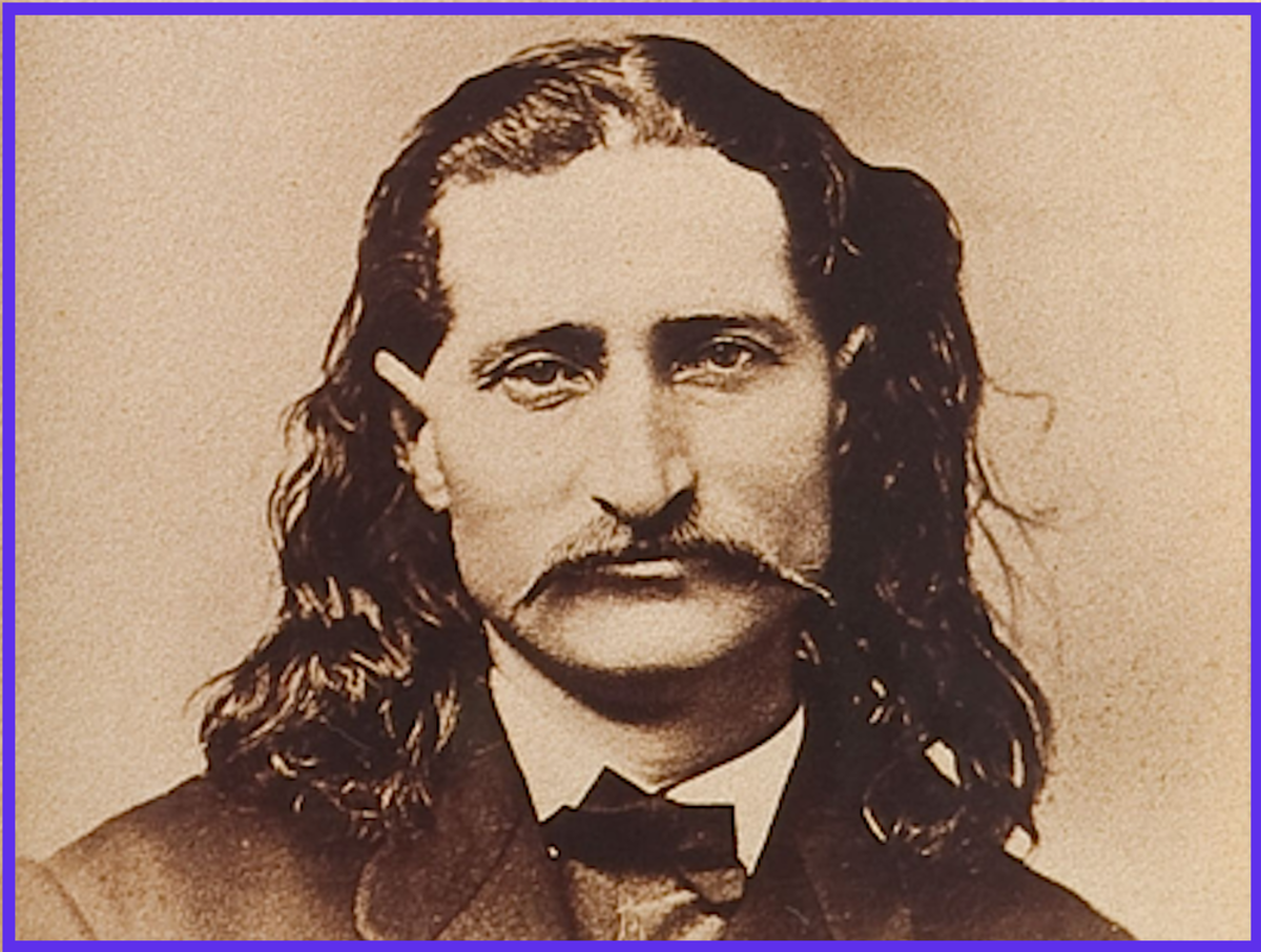 The autographs of wild west figures, such as Wild Bill Hickok are rare and valuable, and highly prized by serious autograph collectors.