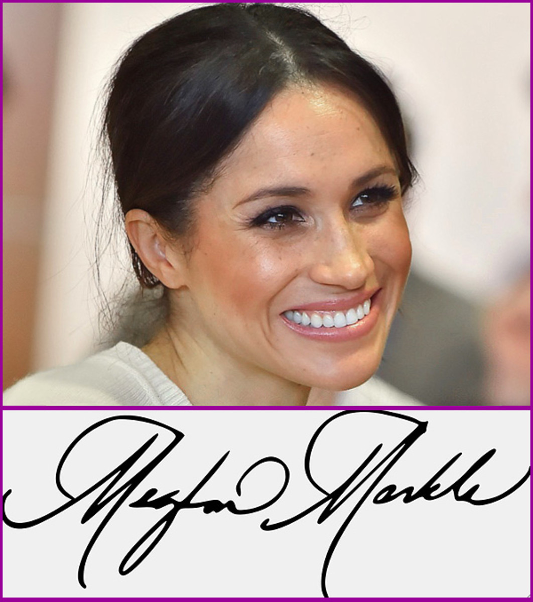 Before she married Prince Harry, you could buy her autograph for $5.  Today, a Meghan Markle autograph can cost you $100 or more.